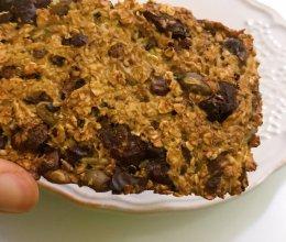 红枣燕麦饼干(无糖无油)的做法