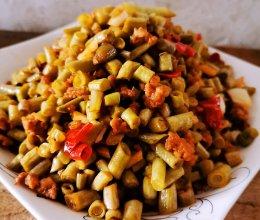 #花10分钟,做一道菜!#只要三步就能腌好的酸豆角的做法