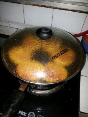 美味南瓜糖饼的做法图解5