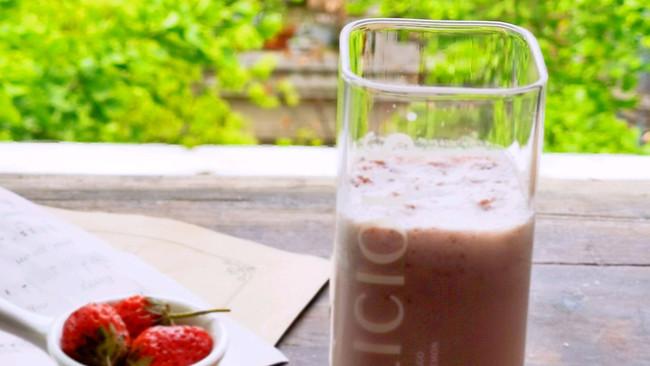 自制草莓气泡汁,无敌好喝零添加#厨房有维达洁净超省心#的做法