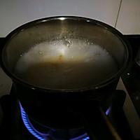 番茄牛肉紫菜面#天天秀美食#的做法图解5