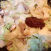 #快手又营养,我家的冬日必备菜品#板乌肉丝煨白菜的做法图解15