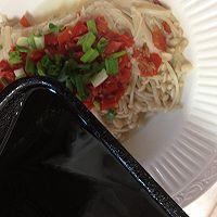 剁椒金针菇 ---豆果菁选酱油试用之三的做法图解8