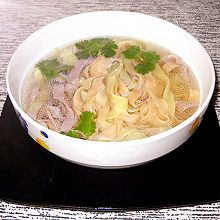 骨汤三色手擀面#寻人启事第二季##青春食堂#