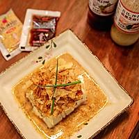 『無食不歡』独家食谱出品———木鱼花豆腐#丘比沙拉汁#
