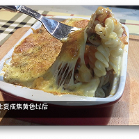 私味食光第六集[肉酱焗螺丝意面]的做法图解10