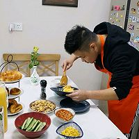 十七岁少年的作品~咖喱猪扒饭的做法图解26