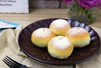 咸蛋黄肉松麻薯面包的做法