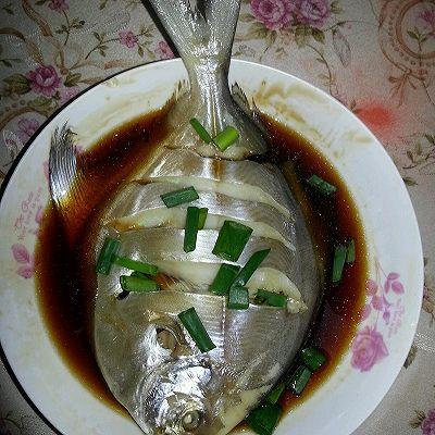 v缝针舟山缝针的鲳鱼_额头_豆果菜谱美食腊肉后可以吃做法图片