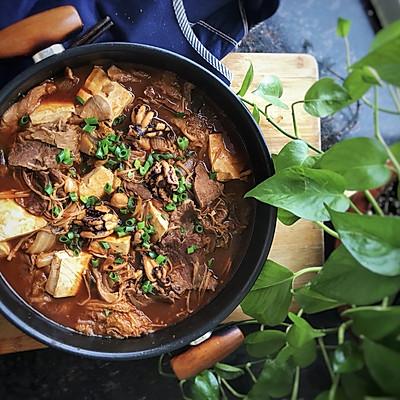牛肉八带三汁焖锅