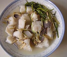 清蒸雅片鱼的做法
