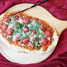 获赞10000分儿童餐:番茄奶酪披萨