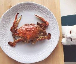 能保持鲜甜和水分的炒花蟹做法的做法
