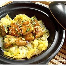 素高汤之白菜豆腐