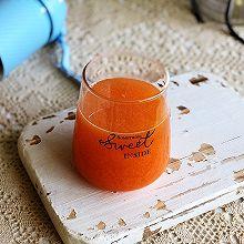 低脂胡萝卜汁