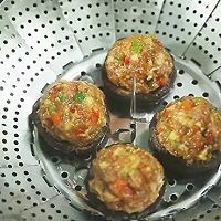 【微体】一学就会的高颜值 | 香菇酿肉的做法图解7