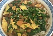 酸汤臊子面的做法