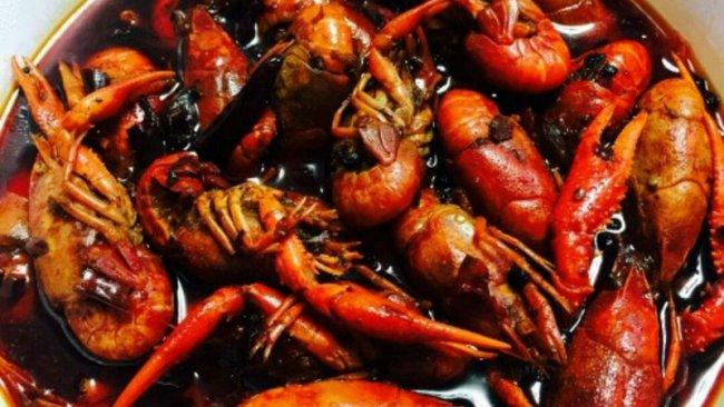 油焖麻辣小龙虾的做法