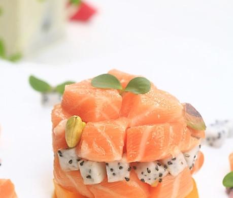 香果挪威三文鱼