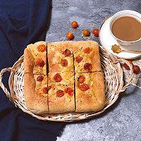 小番茄佛卡夏#美的FUN烤箱·焙有FUN儿#