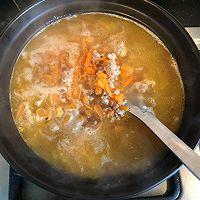 胡萝卜瘦肉粥-营养早餐粥的做法图解6