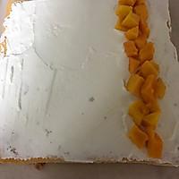 芒果流心蛋糕卷的做法图解8