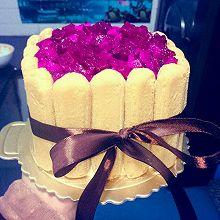 水果蛋糕(蛋糕卷版)