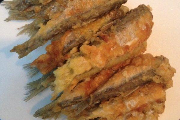 炸长条鱼的做法 炸长条鱼怎么做如何做好吃 炸长条鱼家常做法大全 涵