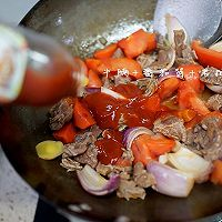 厨渣必学的一锅三吃--土豆番茄牛腩汤的做法图解6