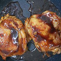 酱汁浓郁黑椒照烧鸡腿饭的做法图解8