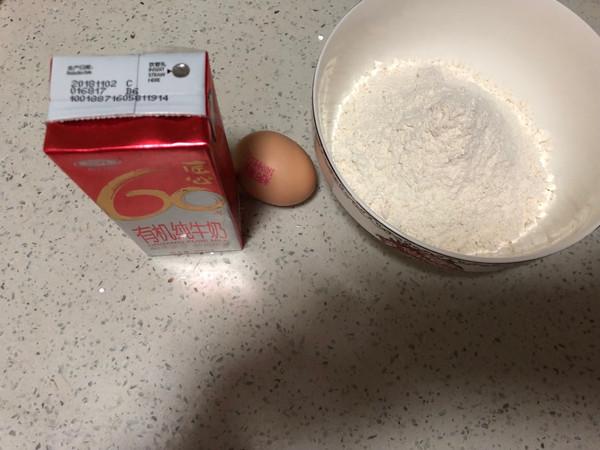 暖暖的早餐——爱心华夫饼