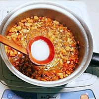 豌豆汁心饭团 太太乐鲜鸡汁蒸鸡原汤的做法图解10
