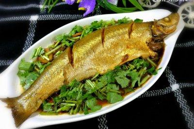 炝锅岛子鱼