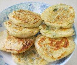 家庭简易版早餐饼的做法