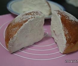 无水奶酪面包--多乐之日面包改良版的做法