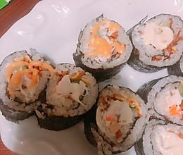 脆脆寿司的做法