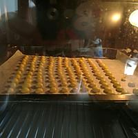 蛋黄溶豆的做法图解5