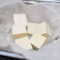 减脂美食豆腐汉堡#德国miji爱心菜#的做法图解2