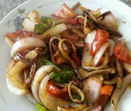 炒黄鳝的做法