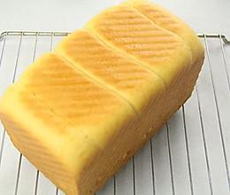 北海道香橙吐司的做法