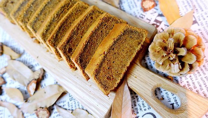 枣泥磅蛋糕