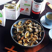 紫苏豉汁炒厚甲