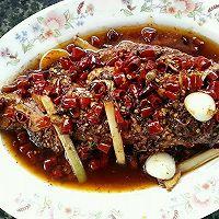 李孃孃爱厨房之——冷吃鲤鱼的做法图解1