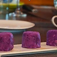 抗衰老酸甜密渍紫薯山药泥的做法图解5