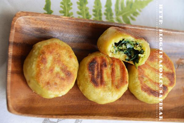 荠菜团子 吃糠咽菜也美味的做法 荠菜团子 吃糠咽菜也美味怎么做如何