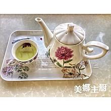 苦芥玫瑰蜜茶