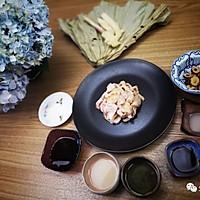 荷叶红枣子姜蒸青养的做法图解5