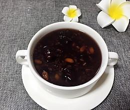 黑米红枣粥的做法