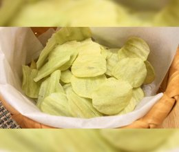 黄瓜味儿薯片的做法