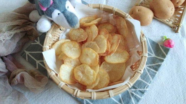 哇!土豆片的做法